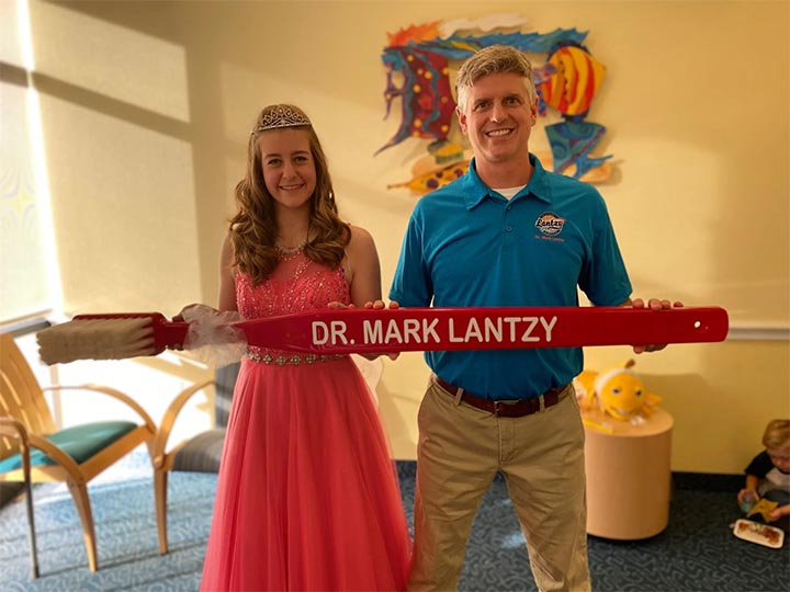 Dr.MarkLantzy PediatricDentistRoanokeTX LantzyChildren'sDentistry