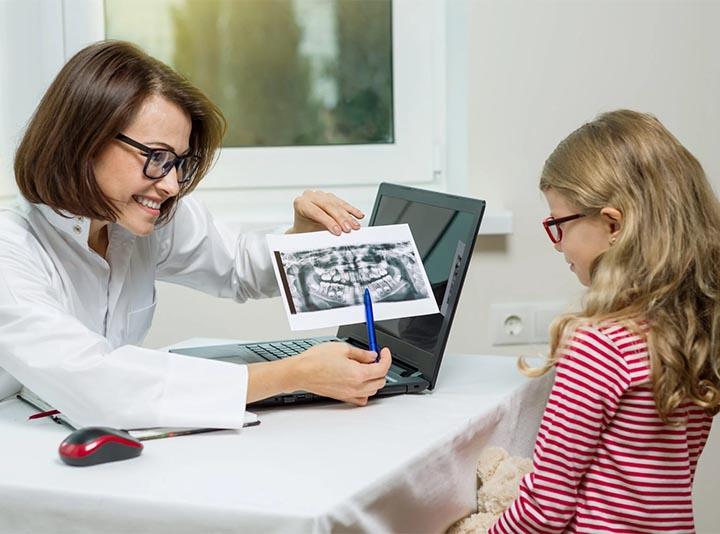 DentalX rays LantzyChildren'sDentistry PediatricDentistRoanokeTX